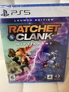 Ratchet And Clank Rift Apart Launch Edition Ps5 / Playstation 5 Brand New