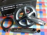 Giant Power Pro Power Meter Shimano Ultegra R8000 52/36t Double Chainset 175mm