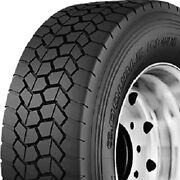 4 Tires Double Coin Rlb490 245/70r19.5 136/134k H 16 Ply Drive Commercial