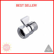 Kes Shower Shut Off Valve Brass With Handle Lever Water Flow Control Valve F Andhellip