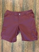 Duluth Trading - Womenand039s Dry On The Fly 10 Shorts Size 12