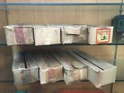 Lionel Standard Gauge Boxes For 8 332 337 341 332/339/341/337/338 Boxes Only