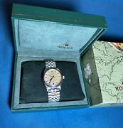 Vintage Rolex Oyster Perpetual Air-king Precision 1972