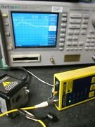 Fiber-optic Receiver 500-1630 Nm 12 Ghz Fc Singlemode Tested With Power Cable