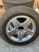 Chevrolet Tires Andlsquo Good Condition- Chevy Hub Caps Included All 4