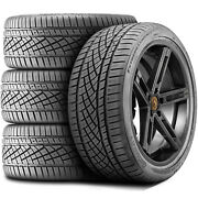 4 New Continental Extremecontact Dws 06 265/30r22 Zr 97y Xl A/s Performance Tire