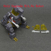 Transparent Neck Upgrade Kit For Ss86 Mp08 Grimlock Movable Hand In Stock