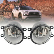 Direct Fit Oem Spec 15w Cree Led Projector Fog Lights For Toyota Lexus Scion