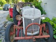 Vintage Ford Tractor Restore Project...andnbsp Ran Great Last Time Started.andnbsp
