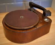 Rare 1935 And039columbia 228 Rand039 Vintage Electric Gramophone In Superb Condition