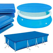 Above Ground Paddling Pool Cover For Intex Bestway Garden Family Easy Fast Set