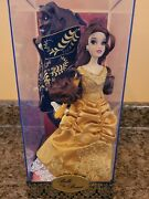 Disney Fairytale Designer Collection Doll Limited Edition Belle/the Beast