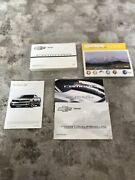 2010 Chevy Chevrolet Camaro Zl 327/427/454 Owners Manual Oem Free Shipping