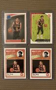 2018-19 Trae Young Donruss Rated Rookie And Hoops Rookie Lot