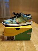 Nike Sb Dunk Low X Civilist And039thermographyand039 Size 10.5