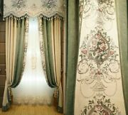 Chenille Blackout Curtains Window Screens Blinds For Living Room Bedroom Curtain