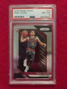 2018 Prizm Trae Young Psa 8