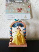 Disney Belle Fairytale Moments Christmas Ornament 2020 Beauty And The Beast New
