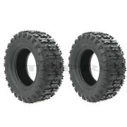 Two 13x5.00-6 13x5-6 Lawn Tractor Turf Lawn Mower Tires Front Tires 13x500-6