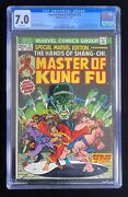 Special Marvel Edition 15 Cgc 7.0 12/73 1st App Shang-chi White Pages 🔥 🔥