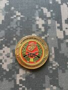 Usmc School Of Infantry Training Command Commanding Officer Challenge Coin A