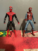 Marvel Legends Spider-man Homecoming Far From Home Custom Homemade Suit