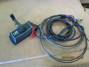 Used Oem Chrysler Force Side Mount Control Box With Harness And 12 Cables