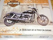 Harley Davidson Motorcycles Dateworks Daily Desk Picture Calendar 2016 Trends In