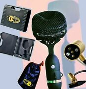 Coles 4038 Ribbon Microphone With 4071b/xlr Stand Mount Adaptor New