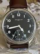 Mont Blanc 2021 Heritage Collection 2 Years Guarantee 41mm Automatic £2650 Rrp