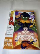 Dragon Ball Z Movie Pack 1 Dvd Collection One 🔥
