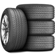 4 Continental Procontact Tx 245/40r19 94w A/s High Performance Tires