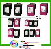 Compatible Ink Cartridges Xl Hp 301 Hp 302 Black/colours To Unit And Sets