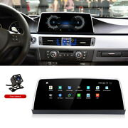 Android Car Gps Head Unit Player Carplay Bt For Bmw 3 5 Series E60 2004-2010 Ccc