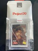 Topps Project 70 Card 53 - 1965 Satchel Paige By Dj Skee - Artist Proof 05/51