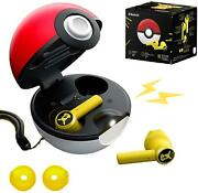 Mini Pokemon Style Bluetooth Stereo Earphone Airdots Headset Touch In-ear Hedset