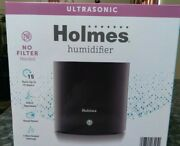 Holmes Ultrasonic Cylinder Humidifier - Black Brand New Free Shipping