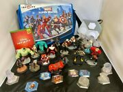 Xbox One Disney Infinity 3.0 Lot - 1 Bases, Game And 33 Figures. 🔥