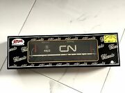 Atlas 1/87 Ho Scale Canadian National Gp-7 Rd 4822 Dcc And Sound 10002040 F/s