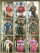 2020 Topps Chrome Formula 1 F1 Inserts And Base 1-200 Complete Your Set Pick Card