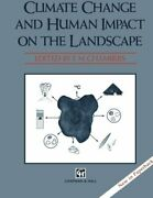 Climate Change And Human Impact On The Landscape... By Chambers, F. M. Paperback
