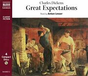 Charles Dickens Great Expectations By Charles Dickens Cd-audio Book The Fast