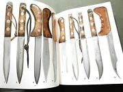 Signed Us And Allied Military Knives Vol. 2 Ww2 Ek Randall Knife Reference Book