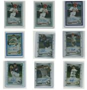 2020 Bowman Chrome Baseball Rookie Prospect 1st Autoand039s Pick Your Player 7/26