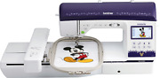 Brother Innov-andiacutes Nq3500d Combination Sewing And Embroidery