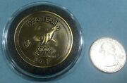 Naval Special Warfare Seal Team Two St-2 Command Master Chief Cpo Coin