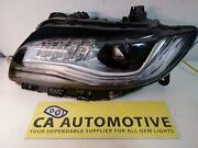 2018 2019 2020 Lincoln Mkz Driver Side Headlight Left Lh Led Hid
