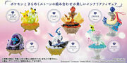 Re-ment Pokemon - Pokemon Gemstone Collection 6pack Box Candy Toy