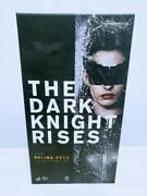 Hot Toys Mms188 Selina Kyle Catwoman Dark Knight Rises 1/6 Action Figure