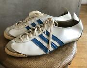 Deadstock 50and039s Vintage Adidas Prototype Made In West Germany Men Us10